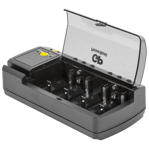 Фото - Зарядное устройство GP GPPB320 зарядное устройство turbo черное