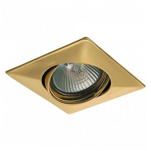 Встраиваемый светильник Lightstar Lega QUA 011032 спот lightstar ottico qua 214429