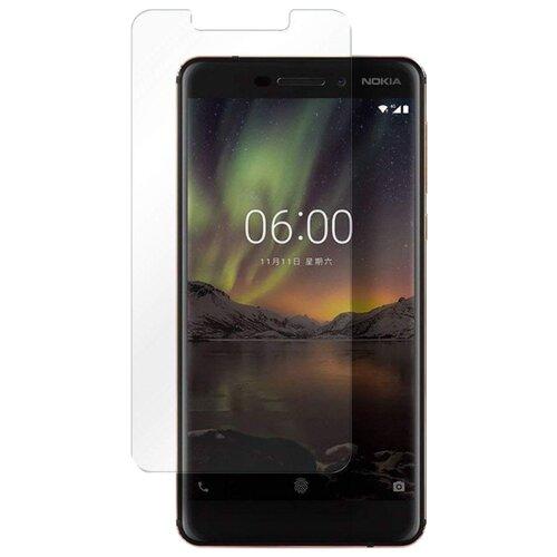 Защитное стекло UVOO противоударное для Nokia 6 прозрачный