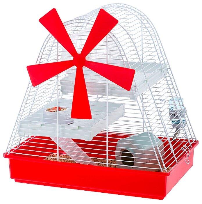 Клетка для грызунов Ferplast Magic Mill 46х29.5х46.5