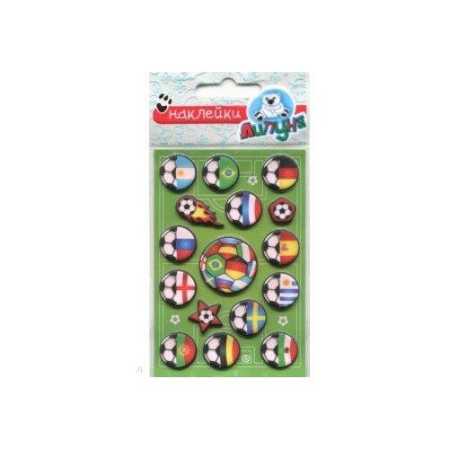 Купить Зефирные наклейки Спорт 1 , Липуня, Наклейки
