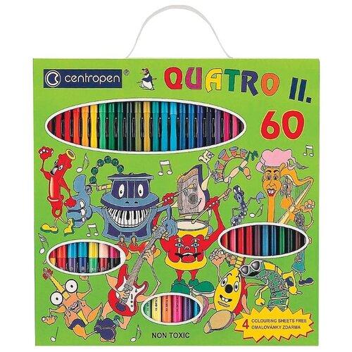 Купить Centropen набор для рисования Quatro II (9396/60), Наборы для рисования