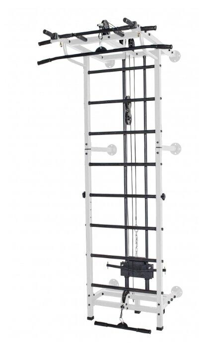 Шведская стенка с навесным оборудованием Формула здоровья Крафт SystemLight Flexter