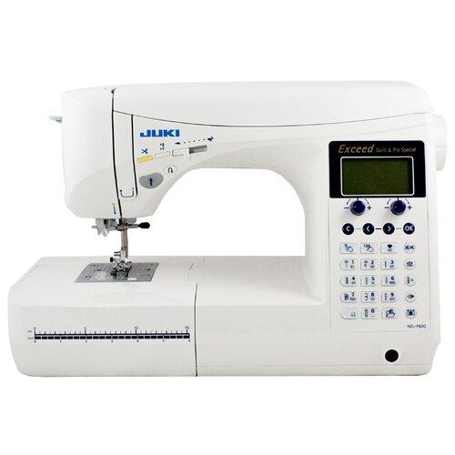 Швейная машина Juki HZL-F600, белый