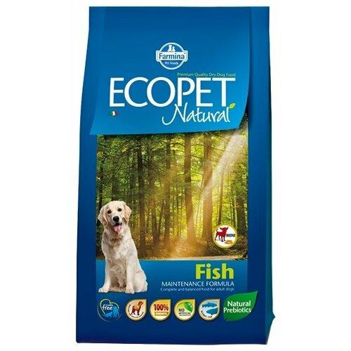 Сухой корм для собак Farmina Ecopet рыба 12 кг (для средних пород)