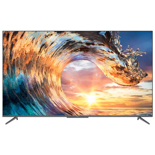 Фото - Телевизор TCL 65P717 65 (2020) черный/серый телевизор tcl l65p8us 65 2019 стальной