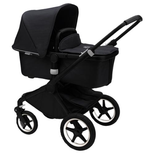 Фото - Универсальная коляска Bugaboo Fox 2 Stellar (2 в 1) black/black/black, цвет шасси: черный универсальная коляска tutis mimi style 2 в 1 332