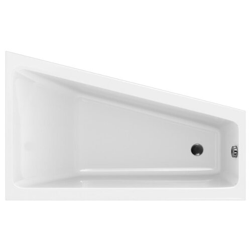 Фото - Ванна Cersanit CREA 160x100 акрил угловая правосторонняя акриловая ванна cersanit crea p wp crea 150nl 150x75