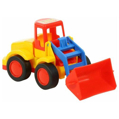 Купить Погрузчик Wader Базик (37619) 23.5 см, Машинки и техника