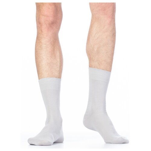 Носки Classic 203 Omsa, 39-41 размер, grigio chiaro носки мужские omsa classic цвет синий snl 417298 размер 39 41