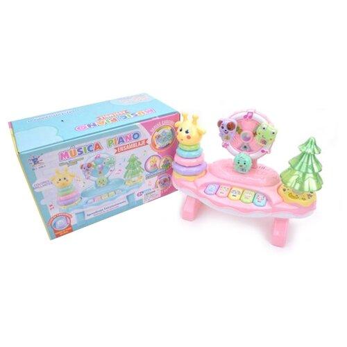 Купить Наша игрушка пианино 643332, Детские музыкальные инструменты