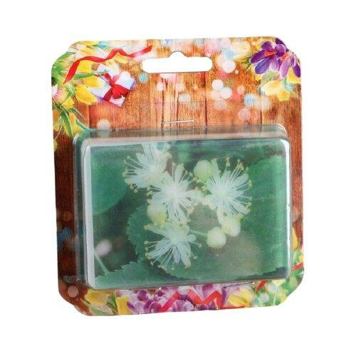 Мыло кусковое Добропаровъ Липовый цвет, 100 г мыло кусковое добропаровъ пивные дрожжи лаванда 100 г