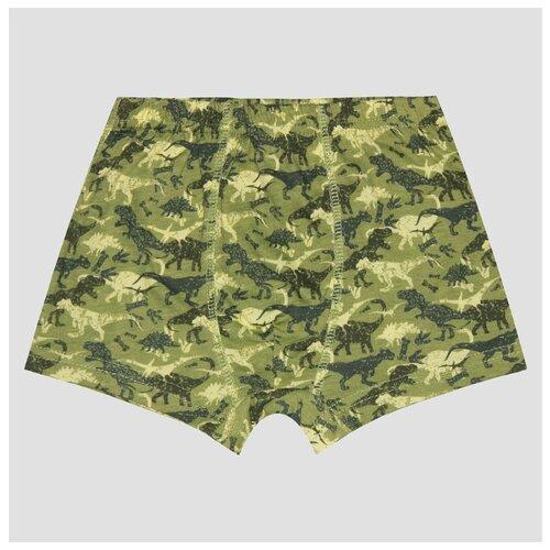 Купить Трусы MOR размер 134-140, хаки, Белье и пляжная мода