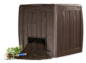 Компостер KETER Deco Composter (17196661) (340 л)