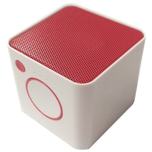 Портативная акустика ZDK Box 3w300 red увлажнитель zdk combo light wood