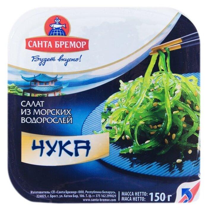 Санта Бремор Салат Чука из морских водорослей