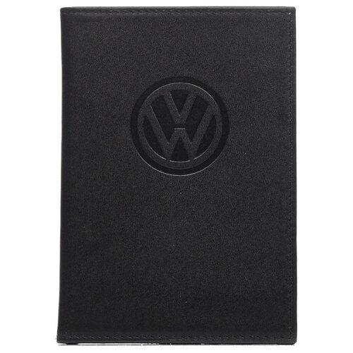 FR-BS01-BL16 Бумажник вод.станд.с пл.карм.черн. Volkswagen