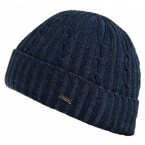 Шапка FiNN FLARE A19-22131 размер 58, темно-синий