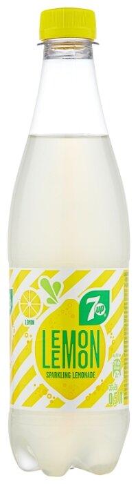 Лимонад 7UP Lemon Lemon