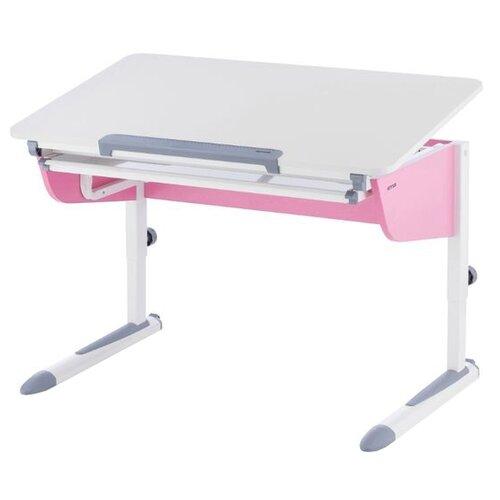 Фото - Стол детский KETTLER Logo Uno X 110x73 см белый/розовый ящик kettler w40106 белый серый