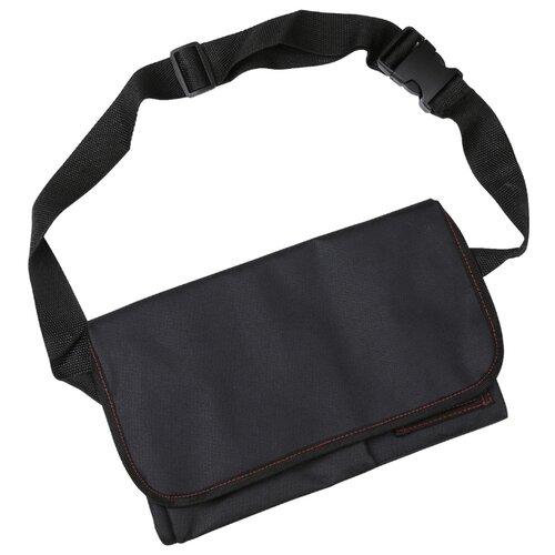 Поясная сумка DEKO 065-0801 черный сумка женская palio 15559a4 w2 065 018 cffbo l ah k ear белый черный