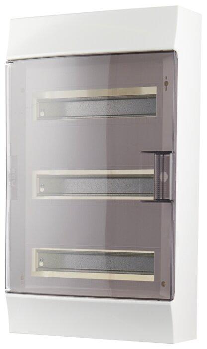 Бокс навесной 36 модульный abb с прозрачной дверцей ip41 (арт.1SPE007717F9994)