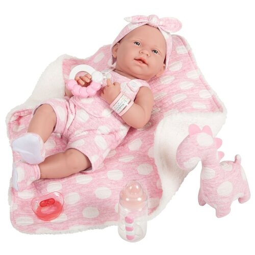 Купить Пупс JC Toys BERENGUER Newborn, 38 см, JC18063, Куклы и пупсы