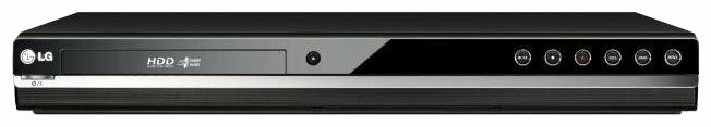 DVD/HDD-плеер LG RH589H