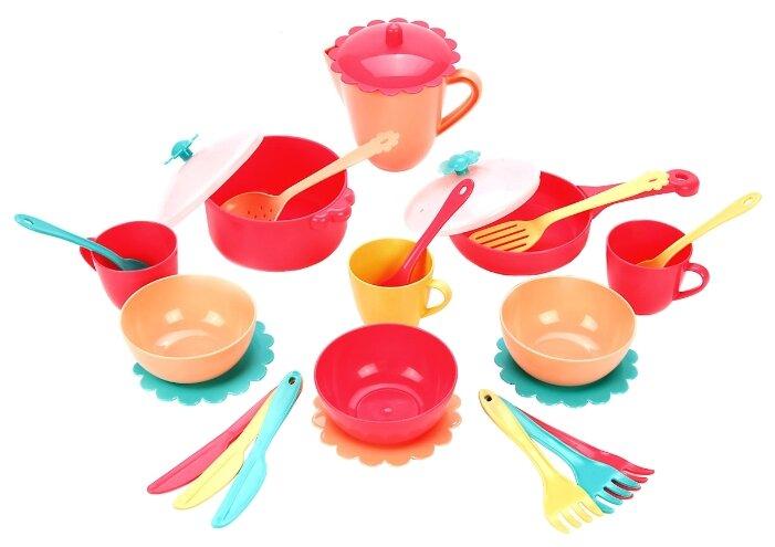 Набор посуды Mary Poppins Карамель 39498