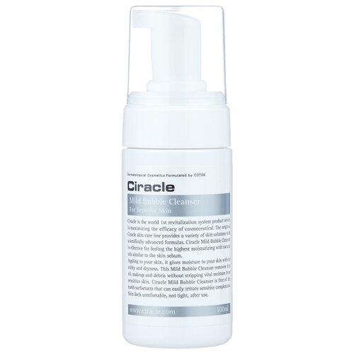 Ciracle пенка для чувствительной кожи Mild Bubble Cleanser, 100 мл