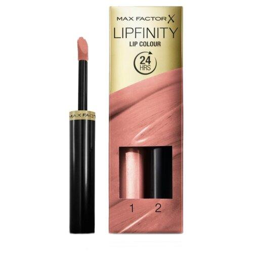 Max Factor помада для губ Lipfinity Lip Colour стойкая, оттенок 160 Iced стойкая помада и блеск max factor