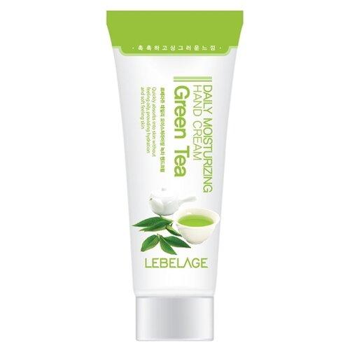 Купить Крем для рук Lebelage с экстрактом зеленого чая 100 мл