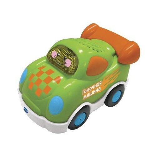 Интерактивная развивающая игрушка VTech Гоночная машинка зеленый