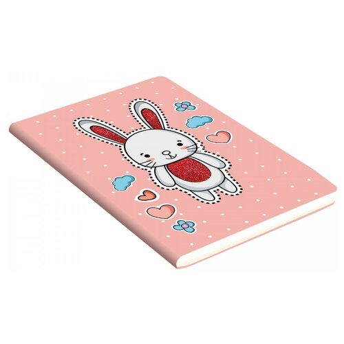 Купить Блокнот Канц-Эксмо Paper Art. GET GLITTER! В6, 80 листов (БГЛ6802976), Блокноты