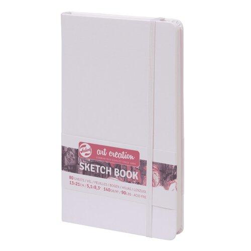 Купить Скетчбук для зарисовок Royal Talens Art Creation 21 х 13 см, 140 г/м², 80 л. белый, Альбомы для рисования