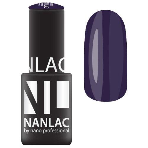 Фото - Гель-лак для ногтей Nano Professional Эмаль, 6 мл, NL 2150 черничный поплин гель лак для ногтей kodi basic collection 12 мл 30 r терракотово красный эмаль