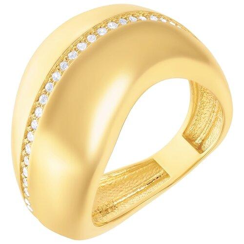 цена на JV Кольцо с 32 бриллиантами из жёлтого золота N4768-YGDW-KO-YG, размер 16.5
