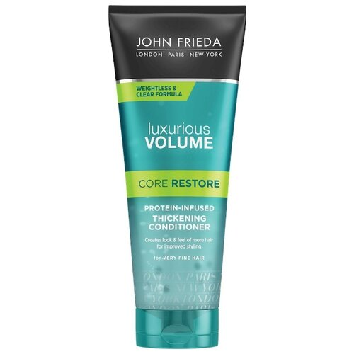 John Frieda кондиционер Luxurious Volume Core Restore, 250 мл набор john frieda luxurious volume