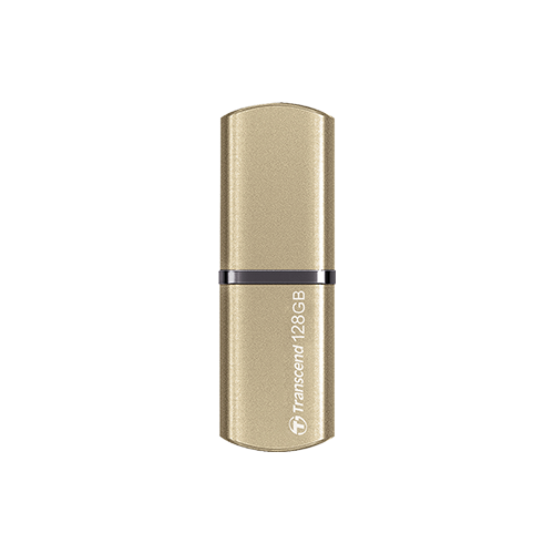 Фото - Флешка Transcend JetFlash 820G 128 GB, золотой флешка transcend jetflash 820g 64 gb золотой