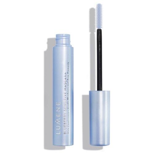 Lumene Тушь для ресниц Blueberry Sensitive Mascara, black тушь для ресниц lumene lumene lu021lwduam1