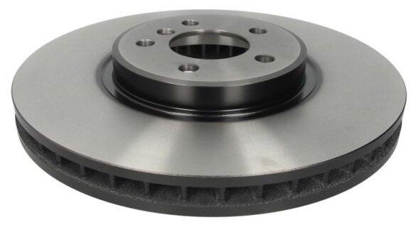 Тормозной диск передний TRW DF6408S для BMW X5, BMW X6