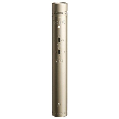 Микрофон RODE NT55, никель