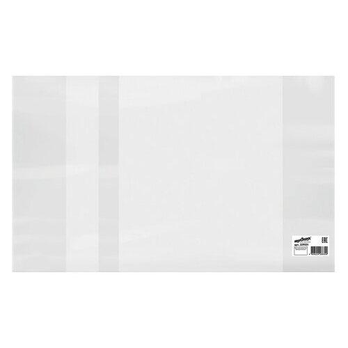 Купить Юнландия Обложка для учебников Петерсон, Моро, Гейдман, Капельки солнца с закладкой 270 х 420 мм, 110 мкм бесцветный, Обложки
