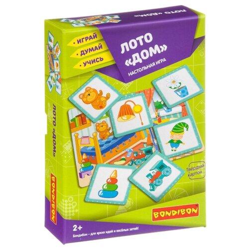 Настольная игра BONDIBON Дом ВВ3903 недорого