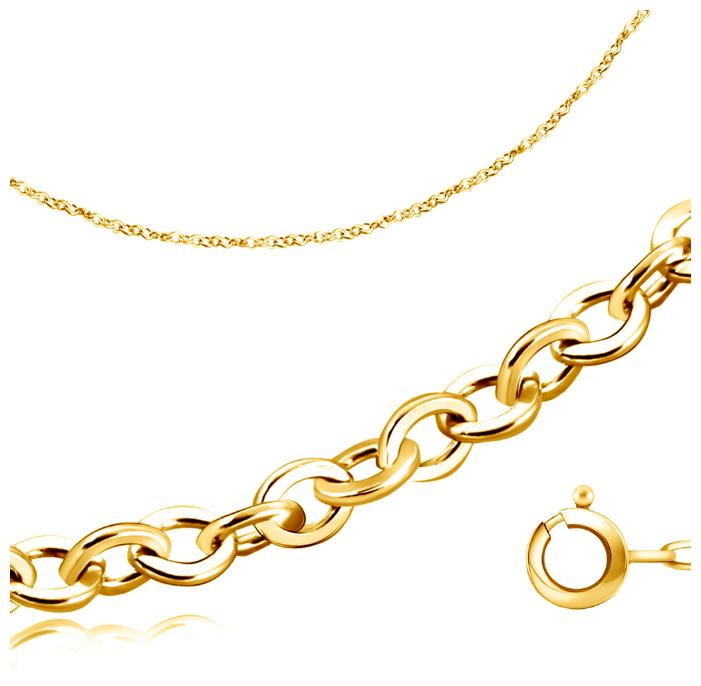 Бронницкий Ювелир Цепь из желтого золота 510301413