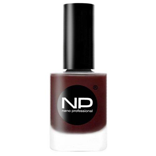 Купить Лак Nano Professional цветной, 15 мл, оттенок P-1505 Черный принц
