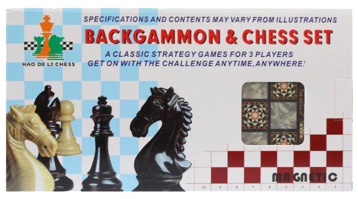 Hao De Li Chess Шахматы и шашки 1680DC