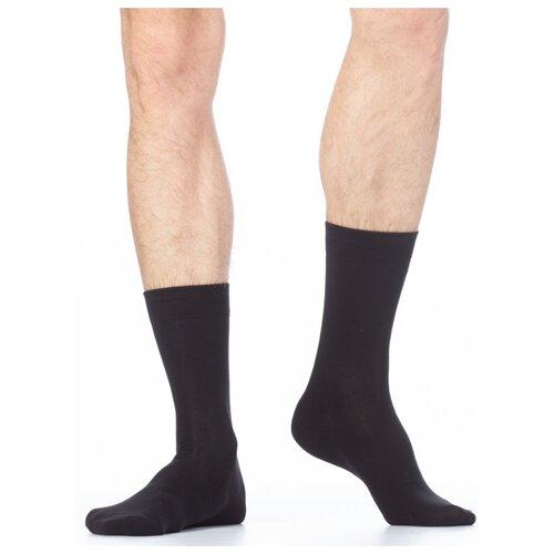 Носки Classic 204 Omsa, 39-41 размер, nero носки мужские omsa classic цвет синий snl 417298 размер 39 41