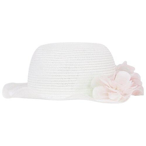 Купить Шляпа ColoriChiari размер 48, кремовый, Головные уборы