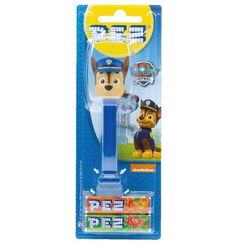 Игрушка с конфетами PEZ ассорти Щенячий патруль 17 г игрушка с конфетами pez вкус ассорти 70 г